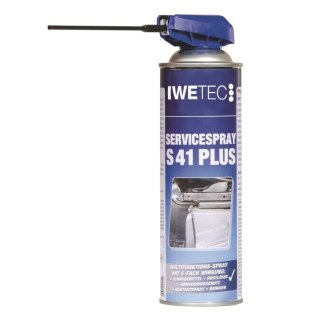 Iwetec Servicespray S41 Plus 500 ml