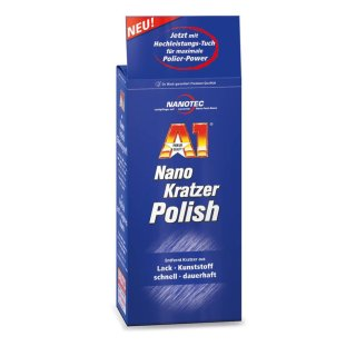 Dr. Wack A1 Nano Kratzer Polish 50ml