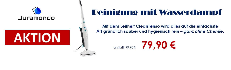 Leifheit CleanTenso Dampfreiniger