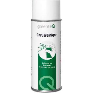 greenteQ Citrusreiniger 400 ml Aerosol Dose