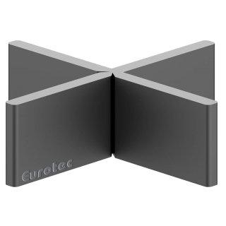 Eurotec Steinplatten-Fugenkreuz 3/15mm, 100 Stück