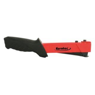 Eurotec Hammertacker Heavy Duty Tacker für 10,6 mm Klammern
