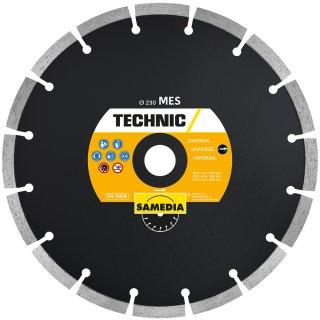 Samedia Technic MES Diamant-Trennscheibe 3 Durchmesser