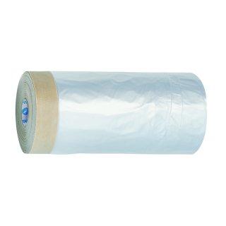 CQ Folie, 30 cm / 33 m, mit Papier-Klebeband