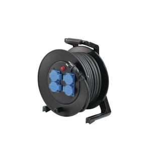 Storch Kabeltrommel 25m Gummikabel H07RN-F 3G2,5mm²