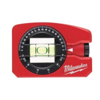 Milwaukee magnetisch Wasserwaage Pocket 360°