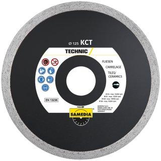 Samedia Technic KCT Diamant-Trennscheibe verschiedene Durchmesser