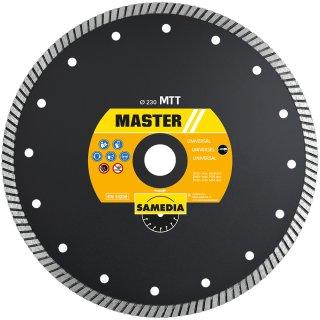 Samedia Master MTT Diamant-Trennscheibe verschiedene Durchmesser