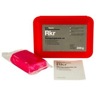Koch Chemie Reinigungsknete Rkr rot abrasiv 200 g