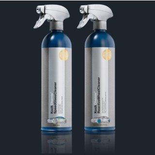 Koch Chemie Felgenreinigungs-Gel 750 ml + Glasreiniger 750 ml
