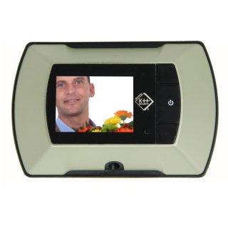 Kamera: Digitale Türspionkamera, Türwächter Security