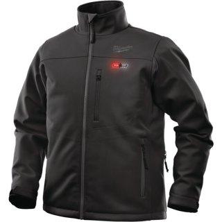 Milwaukee M12 HJ BL4-0 Akku-Thermo-Jacke schwarz versch. Größen