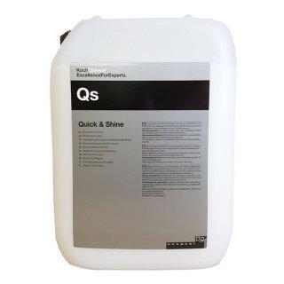 Koch Chemie Qs Quick & Shine Allround Finish 10 Liter