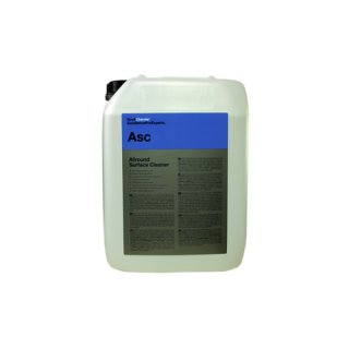 Koch Chemie Asc Allround Surface Cleaner Oberflächenreiniger Spezial 10 Liter