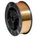 Iwetec Schweißdraht Trimax gold 0,8 mm, 15 kg