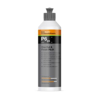 Koch Chemie One Cut & Finish P6.01 250 ml Hochglanzpolitur mit Versiegelung