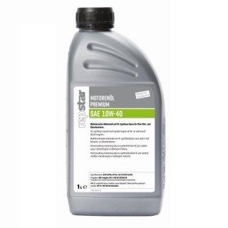 Repstar Motorenöl Premium 10W40, 1 Liter
