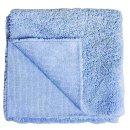 Iwetec Microfasertuch Duopro blau 40 x 40 cm