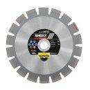 Samedia SHOXX AX13 400 mm x 25,4 Diamant-Trennscheibe