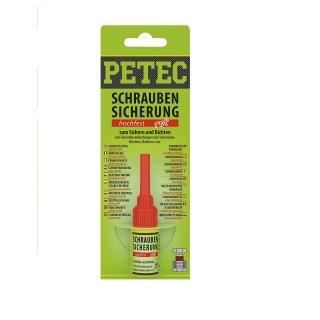 Petec Schraubensicherung  5g Hochfest