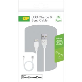 GP USB-Kabel CB13 für iPhone iPad 1 m