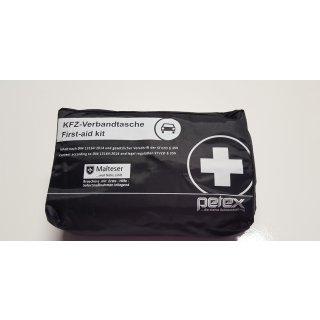 Petex Verbandtasche schwarz
