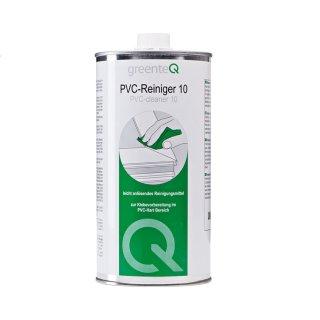 greenteQ PVC Reiniger 10 1 Liter