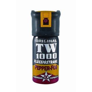 Pfefferspray TW1000 40ml Tierabwehrspray