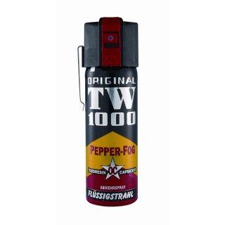 Pfefferspray 63 ml TW1000 mit Clip