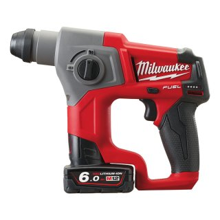 Milwaukee FUEL™ Akku-Bohrhammer M12CH-602X