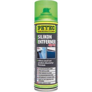 Petec Silikonentferner Spray 500 ml