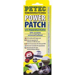 Petec Power Patch UV-Reparaturmatte 75 x 150 mm