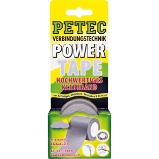 Petec Power Tape SB Silber 50 mm x 5 m