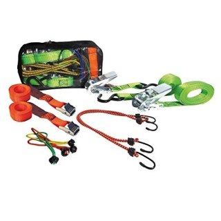 Petex Ladungssicherung 10-teiliges Set inkl. Tasche
