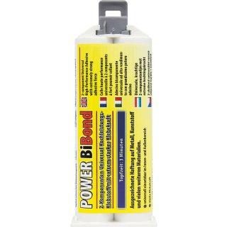Petec Power BiBond 50 ml Doppelkartusche 3 min.