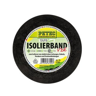 Petec Isolierband VDE 15 mm x 10 m