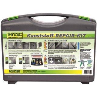 Petec Kunststoff Repair Kit
