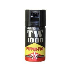 Pfefferspray mit Sprühnebel 40 ml Fog