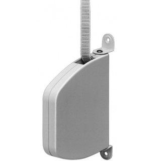 Mini-Aufschraubschwenkwickler weiß m.5 mtr Gurt