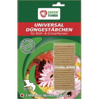 Green Tower Universal Düngerstäbchen