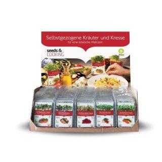 Baza Seeds Biosamen für die Küche