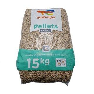 Total Premium Pellets 15 kg