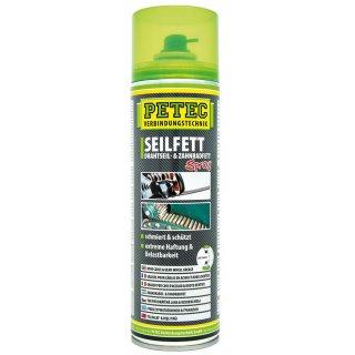 Petec Seilfett Spray 500 ml