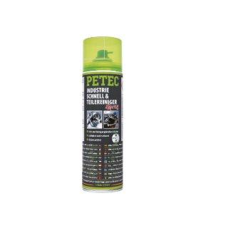 Petec Industrie-, Schnell- & Teilereiniger Spray Aceton 500 ml