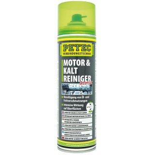 Petec Motor- & Kaltreiniger Spray 500 ml