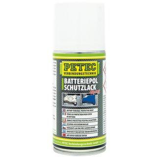 Petec Batteriepol Schutzlack Spray 150 ml