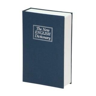 Safe Ausführung Buch abschließbar Tresor
