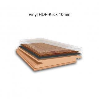 9,5 mm HDF-Klick